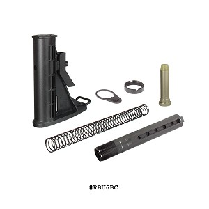 UTG PRO AR-15 6-Pos Commercial Spec Stock Assembly Made in USA
