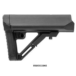 UTG PRO AR-15 Ops Ready S1 Mil-spec Stock Only -Black