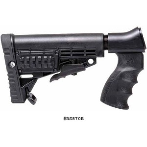 Command Arms Remington 870 12ga Collapsible Stock And Pistol Grip