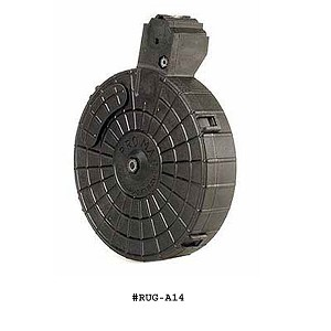 Promag Ruger 10/22 50 Round Drum -Restricted Item -Check Your Local and State Laws Prior To Ordering