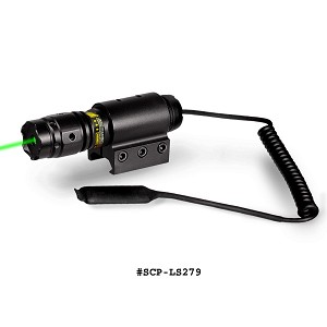 UTG W/E Adjustable Compact Green Laser with Mount