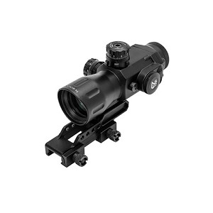 UTG Compact Prismatic 4X32 T4 Scope, 36-Color
