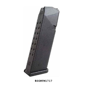 Korean Glock 17 Round 9mm Mag -Restricted Item -Check Your Local and State Laws Prior To Ordering