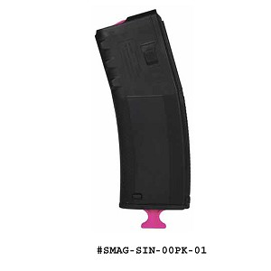 Troy BattleMag For M4 / M16 / AR-15 / HK416 and FN Scar Rifles and Carbines Pink 30 Round-Restricted Item -Check Your Local and State Laws Prior To Ordering