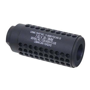 GunTec AR 9mm Micro Slip Over Socom Style Fake Suppressor – Gen 2