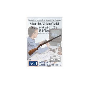 AGI Marlin / Glenfield Semi-Auto .22 Rifle DVD