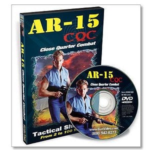 AR-15 CQC (Close Quarter Combat) DVD