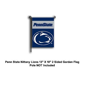 Penn State College Licensed 2 Sided 13 X 18 Inch Garden Flag