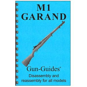Gun Guides for M1 Garand Disassembly / Reassembly Guide
